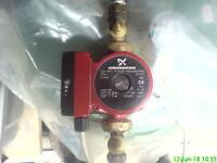 grundfos heating/water pump