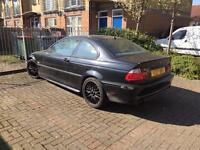 BREAKING BMW E46 CAR PARTS SPARES BLACK