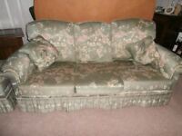 Three Seater Settee. Originally from John Lewis.