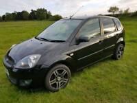 Fiesta zetec 1.4cc full mot cheap car Kent