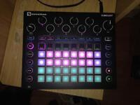 Novation circuit Groovebox