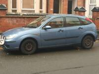 SWAP OR SALE - Ford Focus 2002
