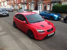 Ford Focus st 340+bhp