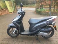 Honda vision 50cc moped
