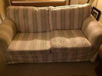 Ikea sofa and chair