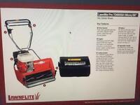 Cylinder mower lawnflight pro