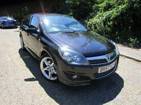 Vauxhall Astra 1.9 CDTI SRI 150 X PACK - 82K MILES - 12 MONTHS MOT - FSH - 2 FORMER OWNERS - MINT