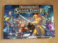 Warhammer Silver Tower