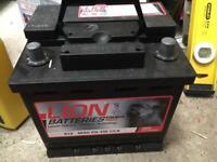 12v car battery (not stop/start)