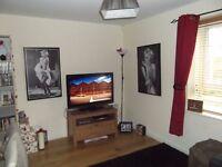 Quality 2-bed, ground floor unfurnished apartment at Cwrt Maes y Llyn, in leafy Bryngwyn Road