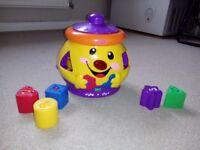 Fisher Price Cookie Jar