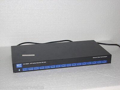 NVT  NV-1662R  UTP  ACTIVE RECEIVER  DA HUB