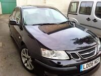 SAAB AERO EXCELLENT HIGH POWERED SPORTS SALOON 210 BHP FULL SERVICE HISTORY MANUAL LEATHER