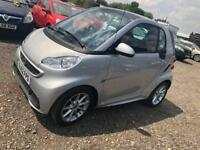 2012 Smart Fortwo 1.0 passion MHD softouch 2dr