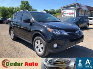 2014 Toyota RAV4 XLE - AWD - Managers Special