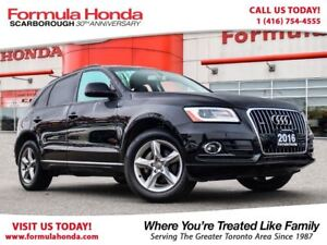 2016 Audi Q5 $100 PETROCAN CARD YEAR END SPECIAL!