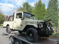 Car Van 4x4 transport, recovery, collection, delivery backloads from Scotland