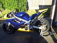 SV650 Minitwin Race/Track Bike