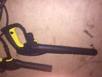 Karcher jetwash lance and hose