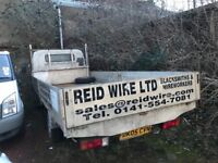 Mitsubishi canter lorry breaking 2005 year engine gearbox rear axel