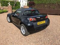 Clean Smart Roadster with extras.
