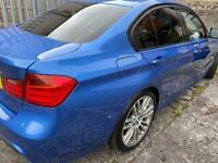 BMW 320d XDrive M-Sport Automatic