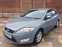 2008 FORD MONDEO DIESEL AUTOMATIC / ALLOYS / CD / ELECTRIC WINDOWS / FULL MOT .