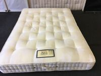Very clean Kingsize 'Rest Assured' heavy pocket sprung mattress (FREE DELIVERY)