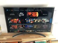 "New 43"" LG TV"