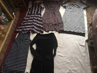 Bundle Ladies Clothes Fit Size 6 Used (5) Dresses Used £10