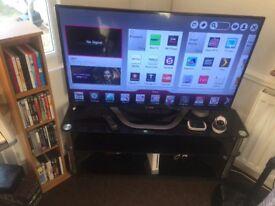 LG 47 inch 3D Smart LED TV