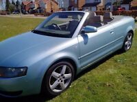 2005 05 AUDI A4 1.8T SPORT CABRIOLET/CONVERTIBLE ELECTRIC ROOF LEATHER INTERIOR SPORT TRIM