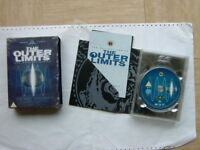 The Outer Limits - Original Series One - 8-DVD boxed set - As New