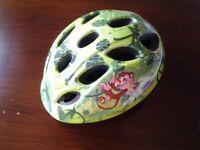 Baby/toddler cycle helmet