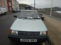 Retro 1991 Volkswagon Polo Coupe up for sale!