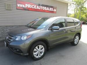 2012 Honda CR-V EX-L - HEATED LEATHER/SUNROOF/BACK-UP CAM!!!