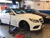 Mechanic garage for sale