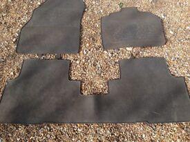 Renault Scenic Rubber mats