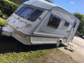 Abbey 4 Berth Caravan