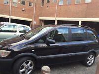 Vauxhall Zafira 1.6 Petrol 2004