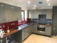 Brand new refurbished four bedroom house to rent £900