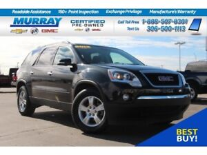 2012 GMC Acadia *REMOTE START,SUNROOF,PARK ASSIST*