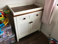 Silver Cross Baby Bedroom Furniture