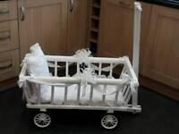 Beautiful Baby Wedding carriage