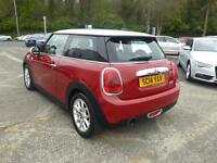 MINI Hatch COOPER (red) 2014-07-14