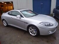 Hyundai COUPE S111 Sport,FSH,full heated leather interior,after market stereo,custom quad exhaust