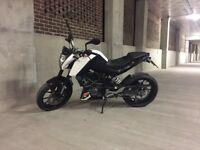 2014 KTM 125 Duke ABS