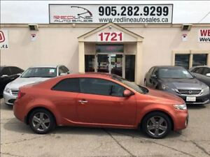 2011 Kia Forte Koup 2.0L EX, WE APPROVE ALL CREDIT