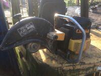Partner k1200 disc cutter