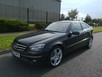❌❌2009 Mercedes clc coupe cdi ❌❌